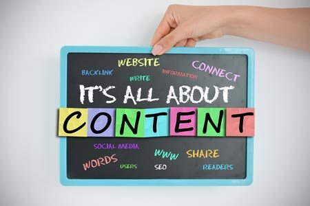 Redacción contenidos web