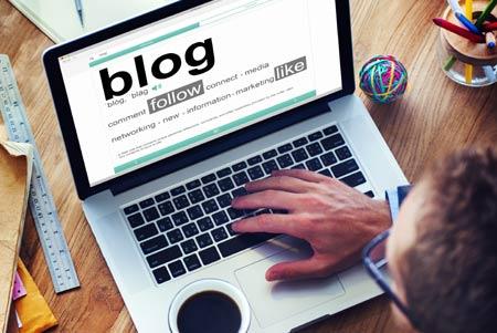 Gestión de blogs