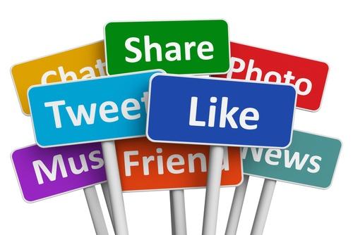 diseño perfiles social media