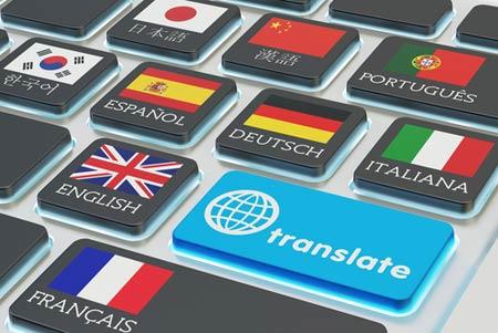 Traducción paginas webs